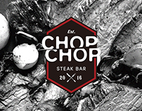 CHOP CHOP steak bar