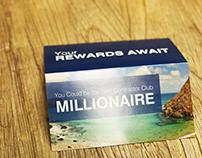 Redeem Your Rewards - Direct Mail