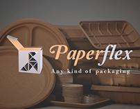 Paperflex - Logo For Sale