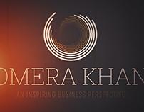 Omera Khan Branding