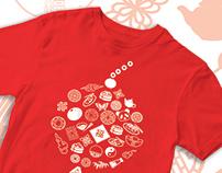 CNY 2018 T-Shirt Design - 2