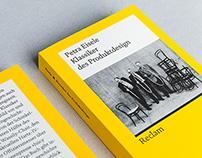 Redesign Reclam's classic series