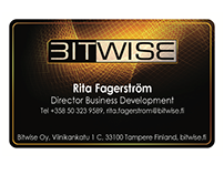 Bitwise Business Card