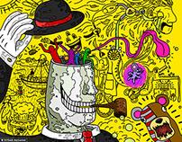 My Enigmatic Insane Mind (2012)