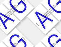 AG Design Agency – Brand Identity