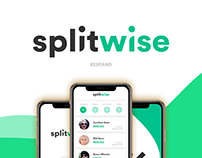 Splitwise Rebrand