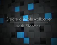3D Simple Wallpaper
