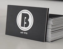 Brett Einrichtung - business card