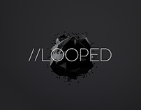 Kiasmos - Looped (a motion graphics visualisation)