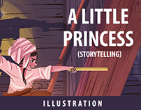 A little princess (Storytelling)