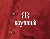 Raymond 'Ready to Wear' Website Design