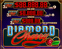 Diamond Cherry Slot
