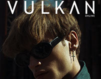 Silver Chain for VULKAN magazine