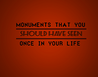 Shadows of Monuments