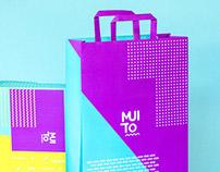 M U I T O // Branding