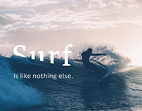 Rip Curl's type