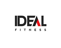 Logo design for Ideal fitness