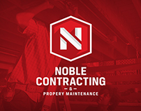 Noble Contracting & Property Management - Concept