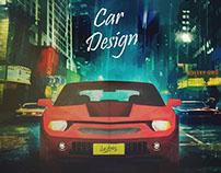 2D Car Design