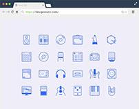 24+ Free Studio Icons