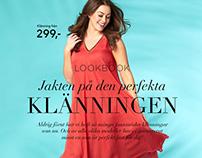 Summer Dress online campaign. CELLBES 2015