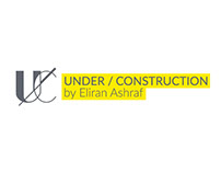 Logo Design for: UNDER/CONSTRUCTION by Eliran Ashraf