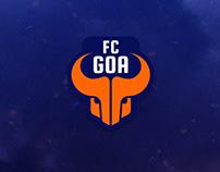 FC Goa - Away Kit Design