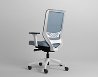 to-sync work Office Chair - by Medium2 Studio