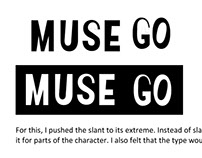 A3. Muse Type Design