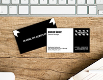 Business Cards Design Collection.
