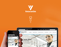 Portal internacional VC cimentos