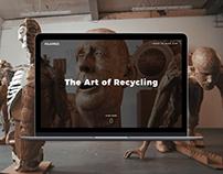 Rajapack Campaign Website Design
