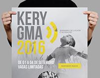 Cartaz Kerygma 2016