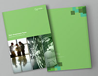 Quintas Wealth Management - Corporate Brochure redesign