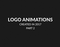 LOGO ANIMATIONS '17 PART 2