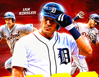 Detroit Tigers - 2016 Social Images