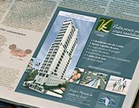 Enzafer, Anúncio Jornal