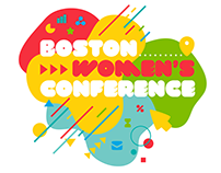 Boston Women's Conference Identity & Animation