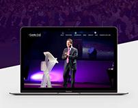 Entrepreneur Website