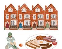 Ilustrations for Nabu Magazine