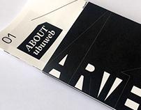 ARTEM, Magazine Design