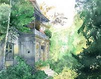 Sopot - architecture and nature