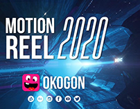 Motion reel // 2020 // OKOGON