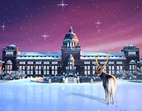 Museum of Natural History - Christmas Calendar