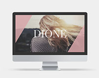 Dione PowerPoint Template