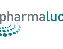 Pharmalucence. Logo, collateral marketing, web design.