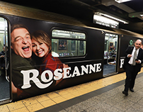 Roseanne Time Square Shutte