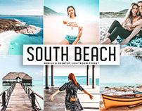 Free South Beach Mobile & Desktop Lightroom Preset