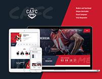 Conquerors - American Football Club