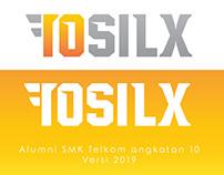 FosilX 2019 Logo Design